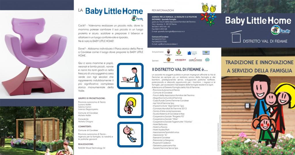 Politiche per la Famiglia Baby Little Home