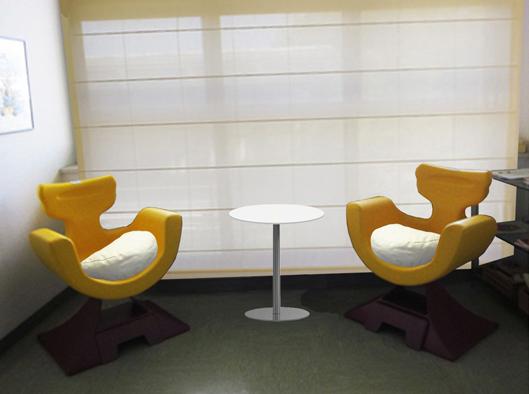 Ospedale di Brunico sala allattamento