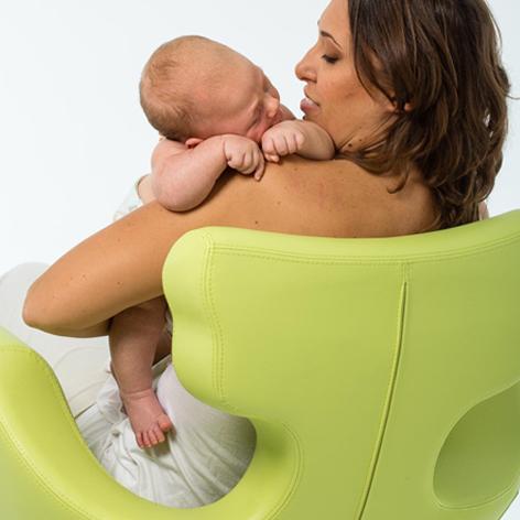 Poltrona allattamento MimmaMà