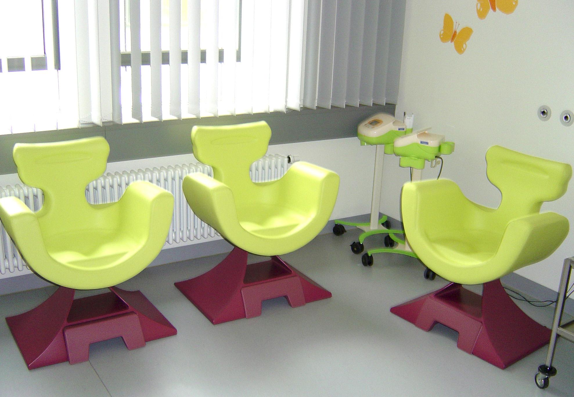SRH Wald-Klinikum Gera GERMANIA sala allattamento